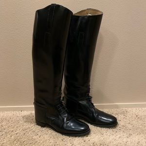 Imperial dressage riding boots
